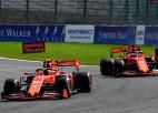 "FIA atsavina ""Ferrari"" degvielas sistēmu"