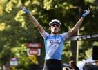 Trīs Latvijas riteņbraucēji sezonu pabeidz pasaules ranga labāko divsimtniekā