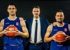 Lietuvietis Krestiņins ceturto sezonu spēlēs pie trenera Gulbja