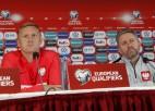 Polijas treneris pārsteigts par Latvijas punktu skaitu, Gliku nebaida poļu mediju kritika