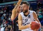 """ULEB Eirokauss: Peineram zaudējums Turcijā, """"Rytas"""" tiek pie trešās uzvaras"""
