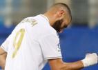 """Madrides """"Real"""" grauj arī viesos un piecās spēlēs sakrāj 16:0"""