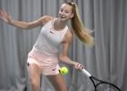 Špaka Igaunijā zaudē pirmajā ITF dubultspēļu finālā