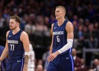 Latvieši aiz okeāna: Porziņģis pret NBA čempioni, Girgensons pret Balcera klubu