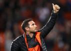 """Lampards: """"Nekļuvu par """"Chelsea"""" treneri, lai izcīnītu ceturtās vietas. Gribu uzvarēt"""""""
