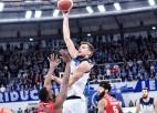 """Siliņam divi metieni, Breša kvalificējas Eirokausa """"Top 16"""" turnīram"""