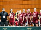 Trakais florbola maratons turpinās ar spēli pret Norvēģiju