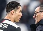 """Ronaldu ar diviem vārtiem kaldina uzvaru, """"Torino"""" 15 minūtēs izlaiž 3:0"""