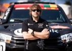 """Vanags: """"Darīsim visu, lai Dakaras rallijā labotu Baltijas valstu rekordu"""""""
