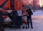 Latviešu rallija komanda ''Neiksans Rallysport'' jauno sezonu sāks Lapzemē
