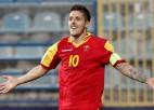 Kazakevičs pie Latvijas izlases stūres debitēs Melnkalnē un Sanmarīno