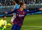 """""""Barcelona"""" Spānijas kausā izmoka uzvaru pār trešās līgas komandu"""