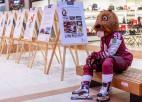 Latvieši kā pasaules hokeja čempionāta talismanu vēlas redzēt ezi