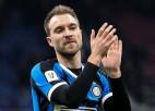 ''Inter'' direktors Marota: ''Ēriksens pametīs mūsu klubu janvārī''