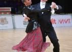Latvijai ceturtdaļfināls arī senioru 10 deju pasaules čempionātā