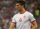 """""""Liepājai"""" pievienojas Tunisijas izlasē Pasaules kausā spēlējis futbolists"""