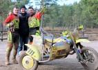 Vilemsens/Stupelis plāno startēt arī Latvijas čempionātā