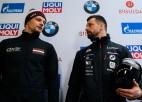 Brāļi Dukuri lūkos papildināt Latvijas medaļu krājumu pasaules čempionātā
