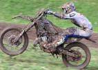 Pumpurs Eiropas čempionāta pirmajā posmā Lielbritānijā izcīna 18.vietu 125cc klasē