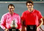 Nadals trešo reizi uzvar Akapulko, 17. gadu pēc kārtas iegūstot ATP titulu