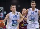 Medijs: Lietuvas basketbolā draud konflikts par to, vai spēlētājiem turpinās izmaksāt algas