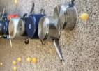 Video: Kastroļu un bumbiņu pavēlnieks jau pārvarējis 17. līmeni
