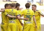 """Baltkrievijas grandu duelī BATE viesos sakauj čempionus """"Dynamo"""""""