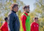 ''Spartaks'' izīrē divus futbolistus Krievijas 1. līgas klubiem