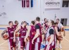 Štelmahera pirmajam aicinājumam atsaucas 12 basketbolisti