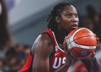Astma atzīta par veselības izņēmumu, Čārlza izlaidīs WNBA sezonu