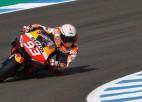 """Markess nolemj riskēt un jau šonedēļ startēt """"MotoGP"""" posmā"""
