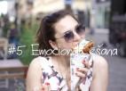 Video: #5 VeseLīga: Vai tavas emocijas diktē noteikumus ar ēdienu?