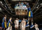 """Ar Herisona 38 punktiem glābšanai nepietiek – Telavivas """"Maccabi"""" triumfē 54. reizi"""