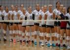Latvijas sieviešu izlase bez četrām svarīgām spēlētājām cienīgi piekāpjas otrajā pārbaudē