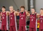 Ozers kļūst par X-faktoru, Latvijas kadeti pārliecinoši uzvar Igauniju