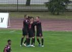 """Video: """"Jelgava"""" iesit divreiz savos vārtos un piekāpjas """"Spartakam"""""""