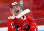 Pārsteidzošais Makejevs atzīts par KHL labāko uzbrucēju septembrī