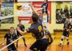 Nacionālo līgu volejbolā atklāj ''VK Ventspils'' uzvara pār Skrundas volejbolistiem