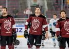 Video: Rīdziniekam Gračovam pirmā vieta KHL nedēļas vārtu guvumos