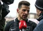 """Ilggadējais """"Valmieras"""" kapteinis Ērglis pievienojies Vācijas komandai"""