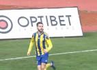 """Video: Ar diviem vārtiem Kozlovs kaldina """"Ventspils"""" uzvaru pār """"Spartaku"""""""
