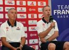 """Francijas boss Kolē: """"NBA neatļāva spēlētājiem palīdzēt valstsvienībai"""""""