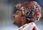 Aizsargs ar <i>hat-trick</i> un Znaroka vārtsargs: KHL nosauc nedēļas labākos