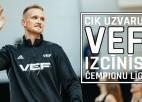 Kas VEF sagaida Čempionu līgā?