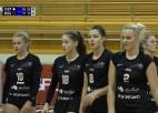 Video: RVS/LU volejbolistes ar <i>sauso</i> zaudējumu noslēdz dalību Izaicinājuma kausa turnīrā