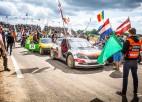 Eiropas autokrosa čempionāta 2021.gada kalendārā arī posms Mūsas trasē