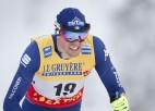 De Fabiāni pēdējā kāpumā notur Boļšunovu aiz sevis, bet finiša taisnē tomēr piekāpjas