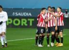 "Bez <i>El Clásico</i> Superkausa finālā - ""Athletic"" izmanto Vaskesa kļūdas"