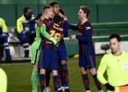 """Ter Štegens atvaira pendeles, """"Barcelona"""" dramatiski iekļūst Superkausa finālā"""