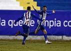 """Futbola šoks Spānijā - trešās līgas klubs """"Alcoyano"""" izsit Madrides """"Real"""""""